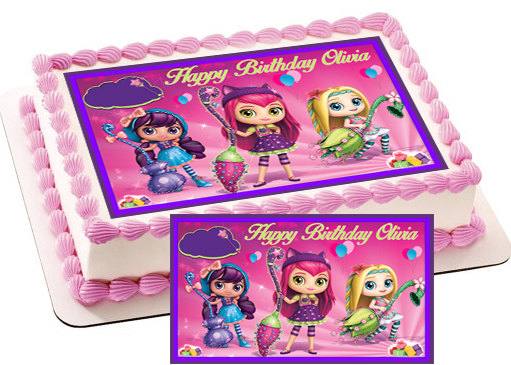 Little Charmers Birthday Party Ideas And Themed
