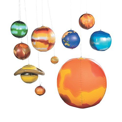 Miles from tomorrowland birthday party ideas and themed - Hanging planets decorations ...