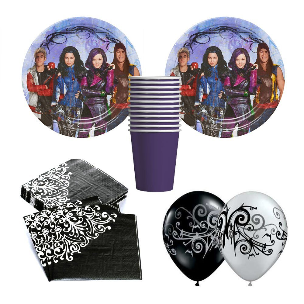 ... Descendants Birthday Party Ideas and Themed Supplies  Birthday Buzzin