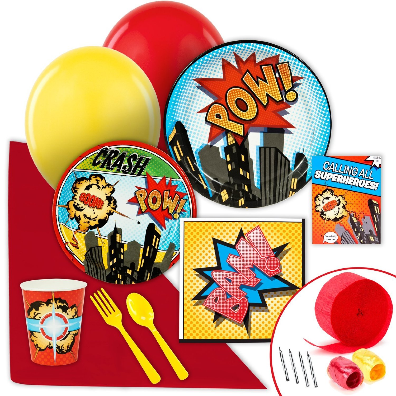 Teen Titans Go Birthday Party Theme Ideas and Supplies ...