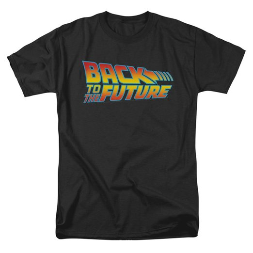 Back to the future t-shirt available from Amazon.com
