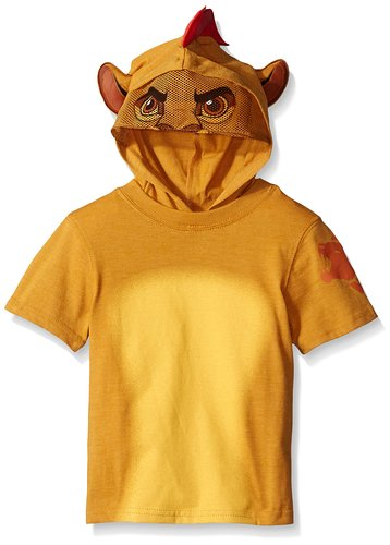 Lion Guard Kion hoodie available from Amazon.com
