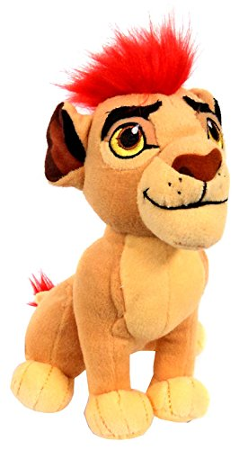 Lion Guard Kion Plush toy.