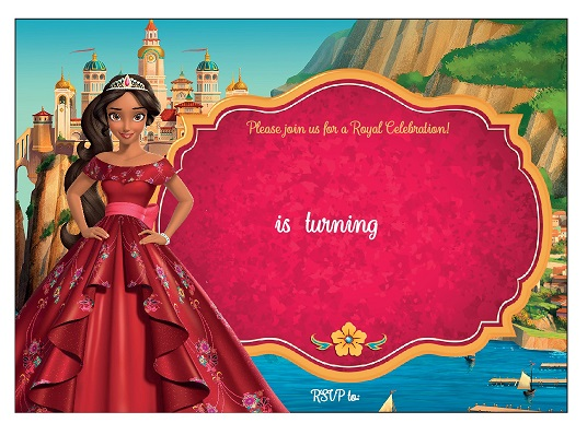 Elena_of_Avalor__Birthday_Invitations