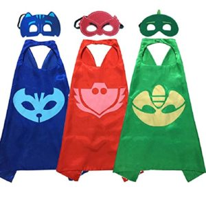 PJ Masks birthday favors