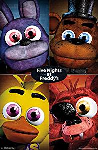 Five nights at Freddy's party decorations