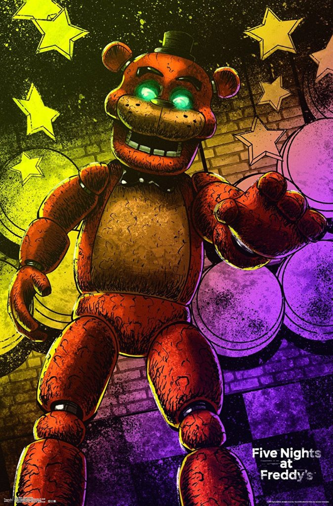 Five-nights-at-Freddy's-party-ideas-and-supplies