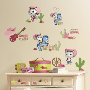 Sheriff Callie wall decals