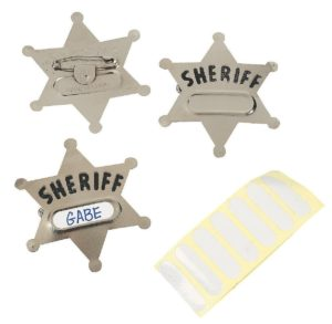 Sheriff Callie wild west party favors