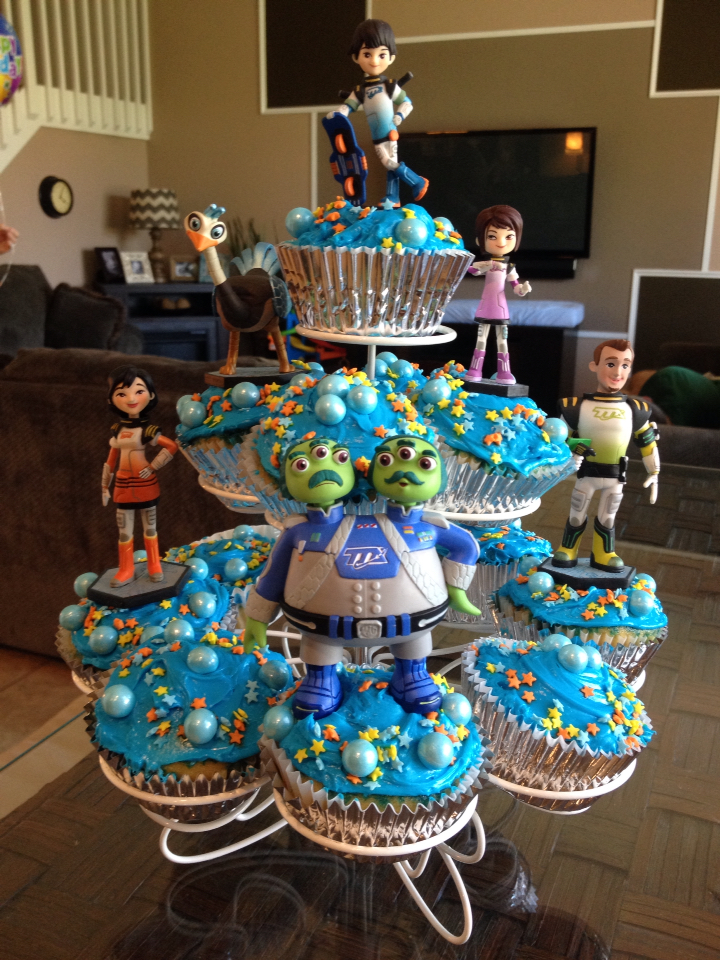 Miles From Tomorrowland Birthday Party Ideas And Themed Party