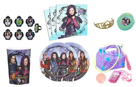 Disney Descendants Party Supplies
