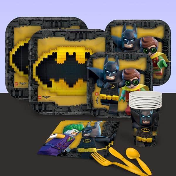 Lego Batman Birthday Party Ideas and Themed Supplies ...