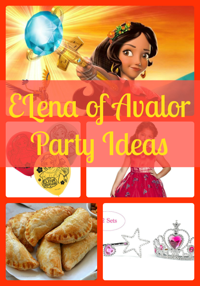 A Fan Of Disneys New Princess On The Scene Elena Avalor What Better Way To Celebrate Their Birthday With An Themed Party