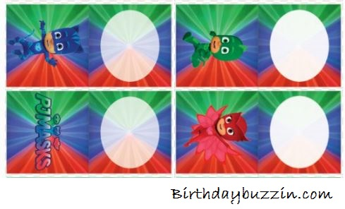 graphic regarding Pj Masks Printable Images known as PJ Masks Birthday Bash Plans and Themed Resources Birthday