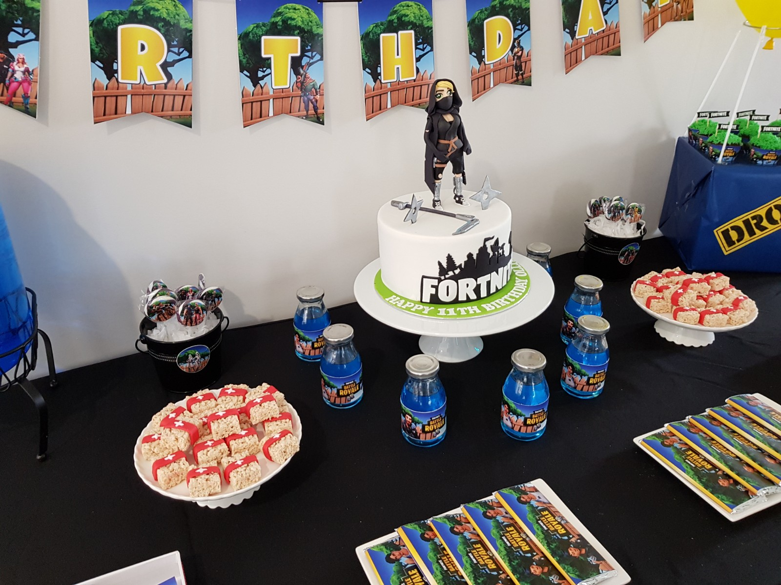 Fortnite Birthday Party Archives Page 2 Of 2 Birthday Buzzin