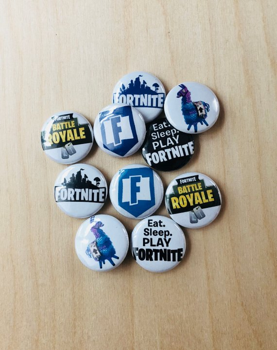 Fortnite party favors Archives   Birthday Buzzin