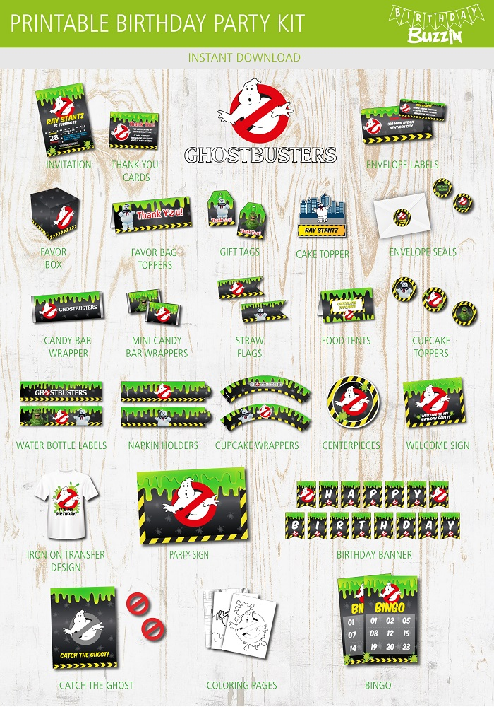 It is an image of Ghostbusters Printable inside svg free